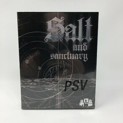 Limited Run Salt and Sanctuary COLLECTOR'S EDITION Playstation PS Vita Brand New