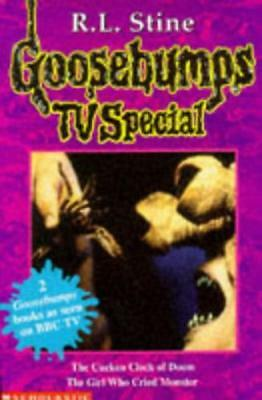 Cuckoo Clock of Doom / The Girl Who Cried Monster (Goosebumps TV Special) by Sti