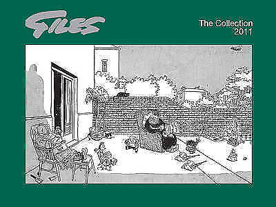 Giles 2011: The Collection by , Acceptable Used Book (Paperback) Fast & FREE Del