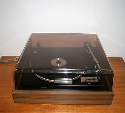 Vintage Retro Garrard 6.200Cp Turntable In As New Condition