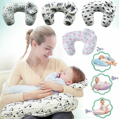 Breastfeeding Nursing Pillow Maternity Newborn Baby Support Detachable Cushion
