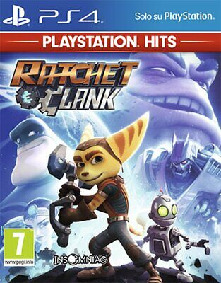 Ratchet & Clank PS Hits PS4
