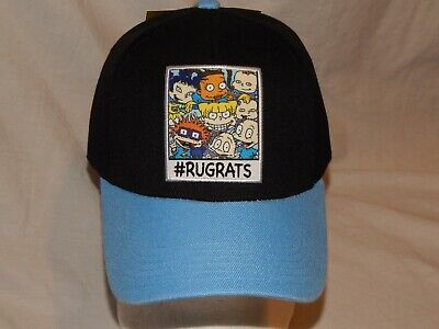 san francisco b4ef5 05446 NEW Rugrats Figure Hat Picture Nickelodeon Poster Structured Snapback Cap  OSFM