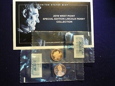 New 2019 W West Point Lincoln Cent Proof (IN STOCK)