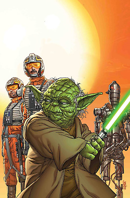 STAR WARS AGE REBELLION SPECIAL #1 Cover A  (Marvel Comics 2019)  - 4/17/19
