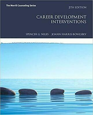 [PDF] Career Development Interventions 5th Edition Merrill Couseling 5th Edition