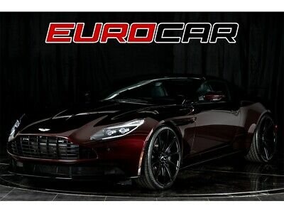 2018 Aston Martin DB11  18 ASTON MARTIN DB11 LUX PACKAGE ($11,466) CARBON INT. HIGHLY OPTIONED