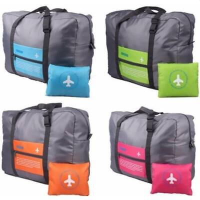 1e5502559c Foldable Travel Big Size Luggage Bag Clothes Storage Carry On Duffle  WaterProof
