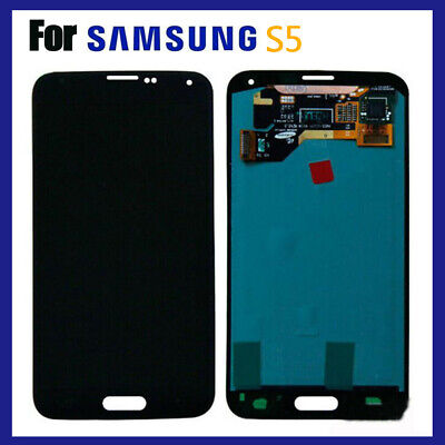 LCD Touch Screen Replacement Digitizer For Samsung Galaxy S5 i9600 SM-G900F