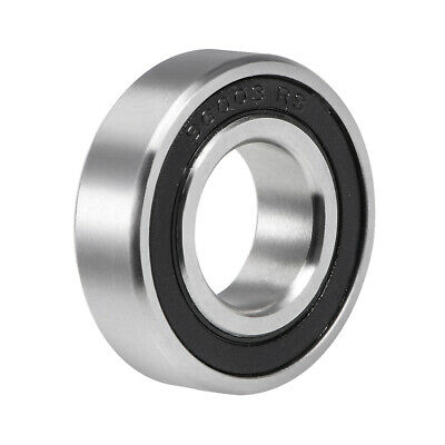 S6003-2RS Stainless Steel Ball Bearing 17x35x10mm Double Sealed 6003RS Bearings