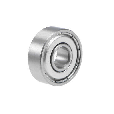 S606ZZ Stainless Steel Bearing 6x17x6 Double Shielded 606Z ABEC-3 Bearings