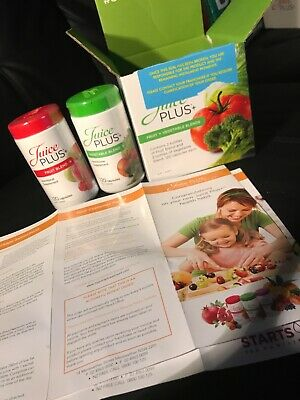 JUICE PLUS 2x120 fruit and vegetable capsules, 2 months supply