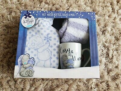 Me To You Tatty Teddy Gift Set Snuggle Up Warm MOTHERS DAY