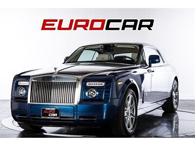 2011 Phantom Coupe 2011 Rolls-Royce Phantom Coupe  $466,675.00 MSRP!!! IMPECCABLE CONDITION