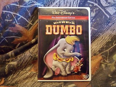 Used DVD Walt Disney's 60th Anniversary Edition, Dumbo