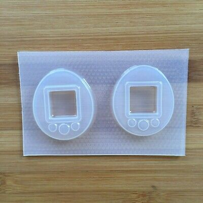 Game Console Mold Resin Mould Food Shaker Toys 90s Gamer Virtual Device Pets 90s