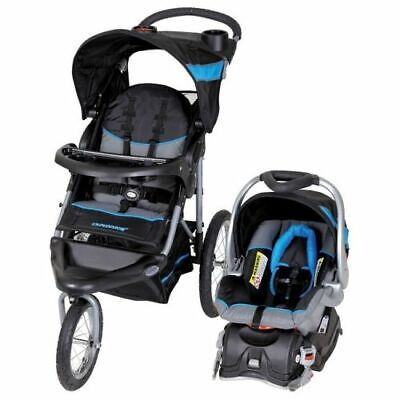 Baby Travel System Stroller Combo With Car Seat Boys Girls Jogging Strollers
