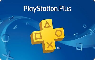 PSN PLUS 1 month - PS4 - PS3 -PS VITA PLAYSTATION ( NO CODE)