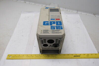 Magnetek GPD 515C-B004 Variable Speed AC Drive 0-400Hz 5.1A 3 Phase