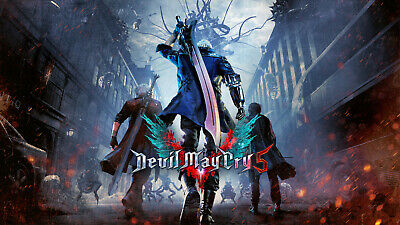 Devil May Cry 5 Per PC - Chiave Steam
