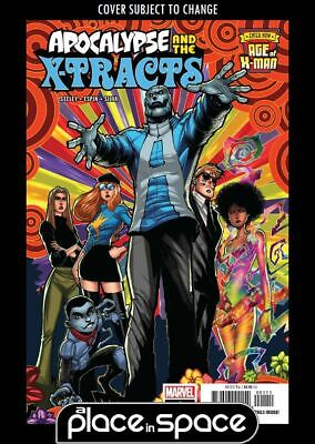 Age Of X-Man: Apocalypse & The X-Tracts #1A (Wk11)