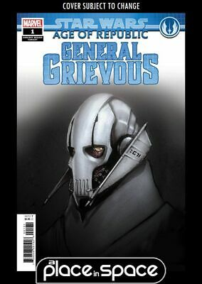 Star Wars: Age Of Republic: General Grievous #1B - Concept Variant (Wk11)