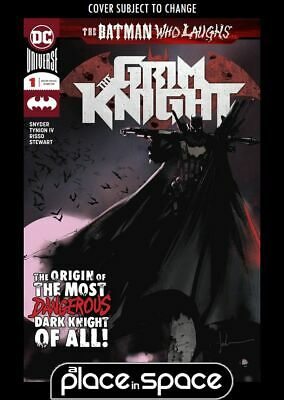 Batman Who Laughs: The Grim Knight #1A (Wk11)