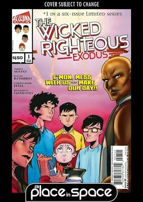 The Wicked Righteous, Vol. 2 #1 (Wk11)