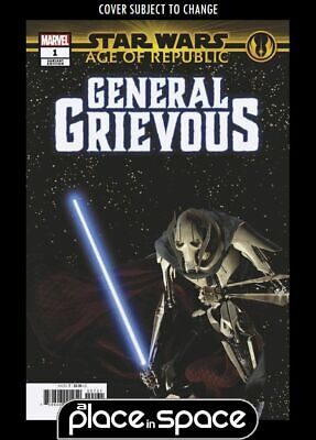 Star Wars: Age Of Republic: General Grievous #1E (1:10) Movie Variant (Wk11)