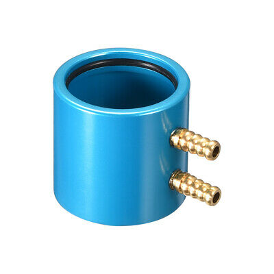 RC Model Motor Water Cooling Jacket Parts 20mm Blue for for 20-Series RC Motor