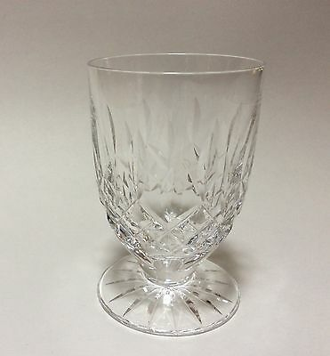Waterford Crystal Lismore Footed Juice Glass s 4""