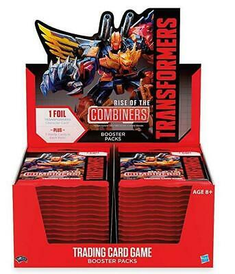 WOTC Card Game Rise Of The Combiners Booster Display Box CCG SW