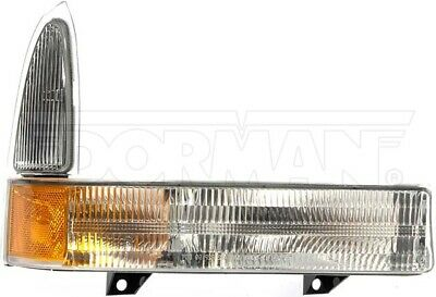 TYC Front Left Turn Signal Parking Light Assembly for 1994-1999 Chevrolet hj