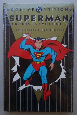 DC Comics Archive Editions Superman Vol 3 (-JB-) FN+ (phil-comics)