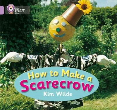 Collins Big Cat - How To Make a Scarecrow: Band 00/Lilac (Paperba...