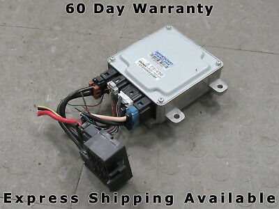 04-08 MAZDA RX8 EPS Electric Power Steering Control Module