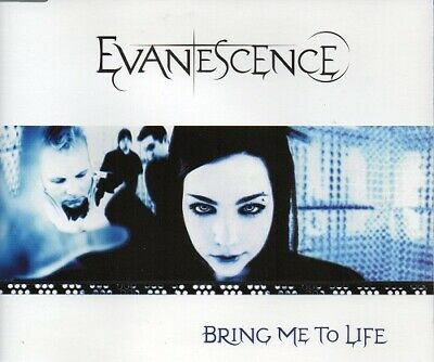 Evanescence: Bring Me To Life – 4 Track Cd Single
