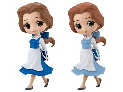 Disney Q Posket Beauty and The Beast Belle Country Style PVC figure Banpresto