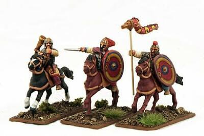 Gripping Beast Late Romans Late Roman Cavalry Command #3 Pack MINT