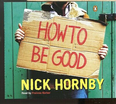 Nick Hornby / How To Be Good - 4 CD Audiobook