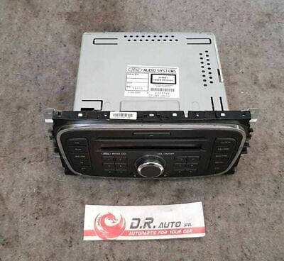 Car Radio Ford Focus Cabriolet 2006-2010 Code 1677868 D'Occasion Original