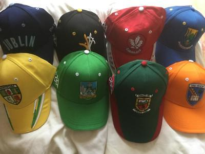 Official All Ireland Gaa Baseball Caps All 32 Counties Available