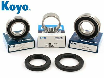 Yamaha FZ1 FZS 1000 S 2001 - 2005 Koyo Wheel Bearing Kit - Rear