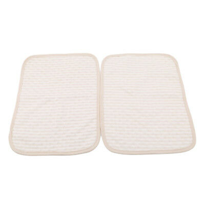 Breathable Waterproof Baby Infant Urine Mat Diaper Nappy Changing Pad Cover BS