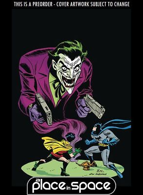 (Wk13) Detective Comics, Vol. 3 #1000C - 1940'S Variant - Preorder 27Th March