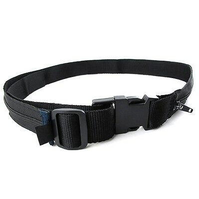 Adjustable Travel Money Belt Secret Pocket Strap Replacement Waist Belt HC