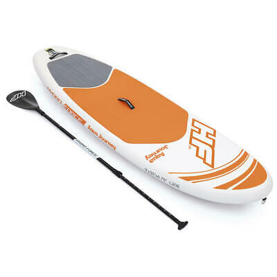New Bestway Hydro Force Aqua Journey Stand Up Paddle Board Inflatable SUP + OAR