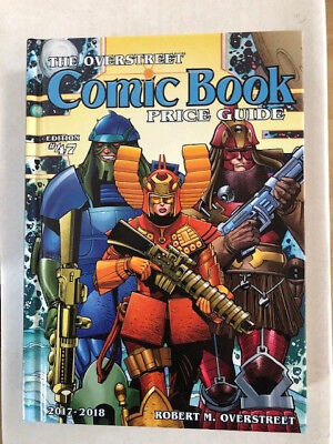 Overstreet Comic Price Guide edition #47 Hardcover