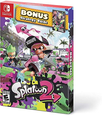 Splatoon 2: Starter Pack - Nintendo Switch
