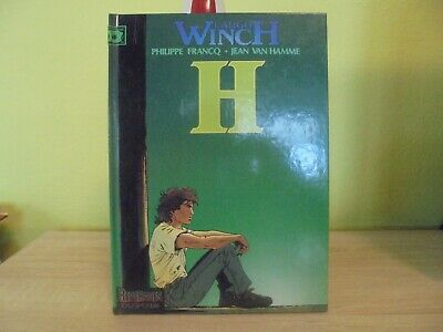 EO Largo Winch n° 5 H de 1994